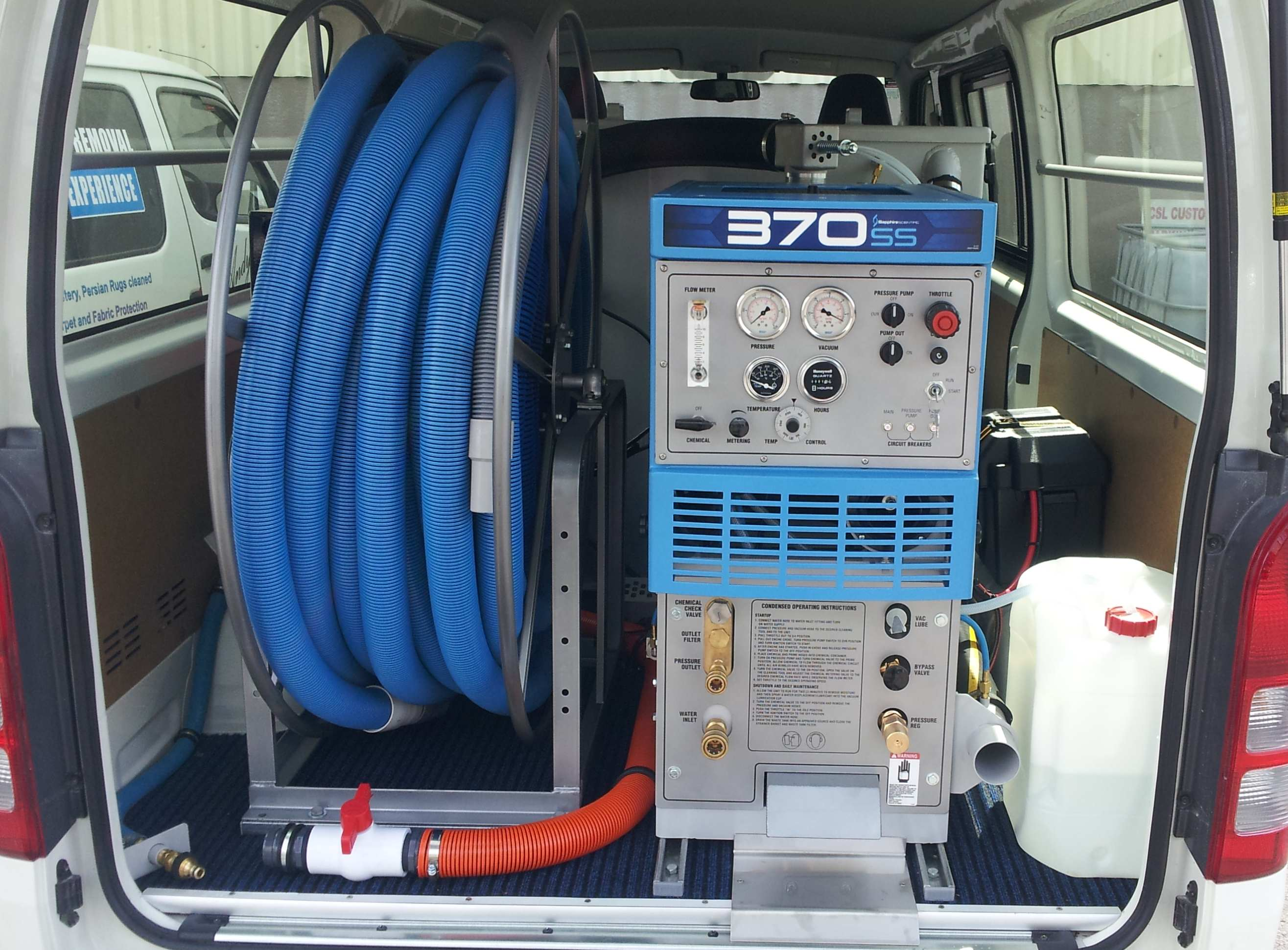 truckmount installations parts service cleaning systems ltd