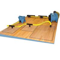 DRIEAZ RESCUE MAT HARDWOOD FLOOR DRYING SYSTEM
