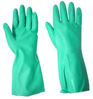 Nitrile Gauntlett Gloves