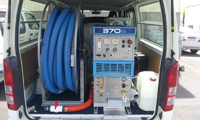 Carpet And Upholstery Cleaning 187 Truckmount Installation