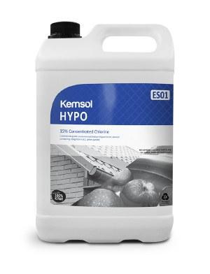 Kemsol 187 Hypo 15 Chlorine