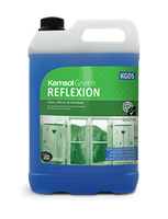 Reflexion Glass & Window Cleaner - Kemsol Green