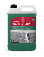 WASH N SHINE - Carwash Detergent 5L