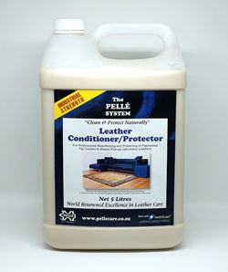 PELLE LEATHER CONDITIONER/PROTECTOR