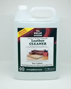 PELLE LEATHER/VINYL CLEANER