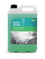 TOTAL SANITISER & CLEANER 5LTR