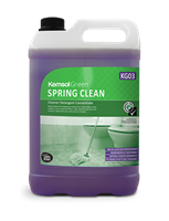 Spring Clean Detergent & Spray'n'wipe - Kemsol Green