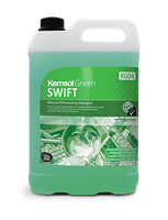 Swift Dishwashing Detergent - Kemsol Green