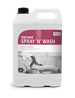 SPRAY & WASH 5LTR