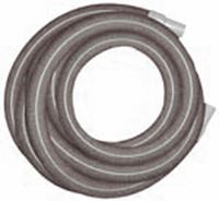"VACUUM HOSE 38MM-1 1/2""  15 M INC CUFFS"